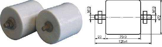 Изоляторы фарфоровые опорные низковольтные и 1 8у2